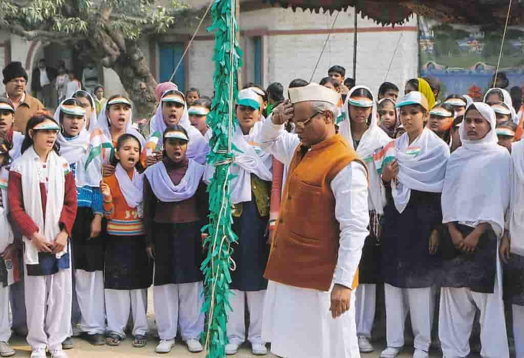 REPUBLIC DAY CELEBRATED
